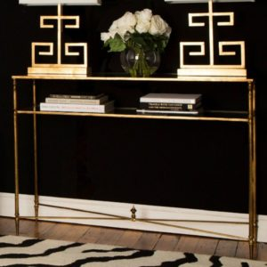 foyer-black-white-gold