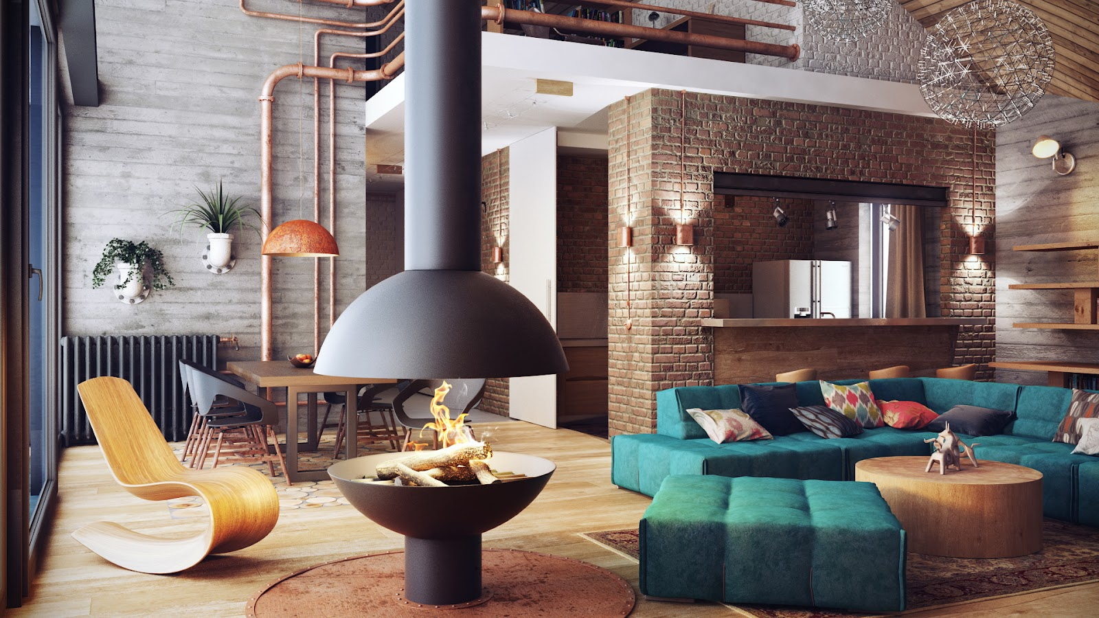 16687-the-superb-cute-inspiration-loft-interior-design